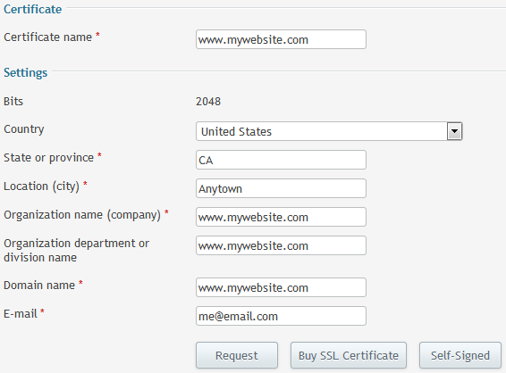 How to Install an SSL Certificate in Plesk..